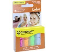 Беруши для работы OHROPAX Color (из полипропилена) 8 шт