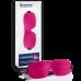 Маска для сна OHROPAX Schlafmaske 3D pink (розовая)