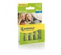 Беруши для сна OHROPAX Mini Soft для детей 10 штук (5 пар.)