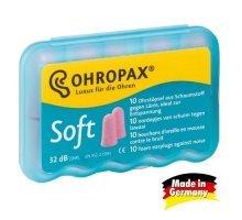 Беруши для сна Ohropax Soft 10 штук (5 пар)