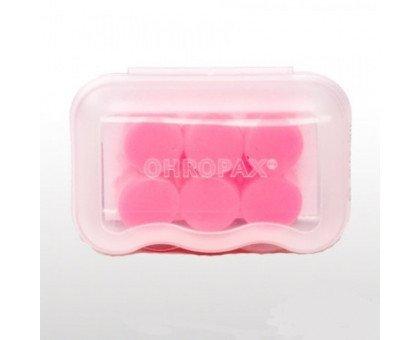 Беруши Ohropax Silicon (силиконовые)
