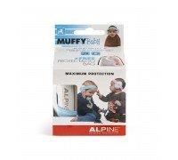 Наушники для детей ALPINE MUFFY BABY (3-36 мес. синие)