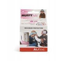 Наушники для детей ALPINE MUFFY BABY (3-36 мес. розовые)