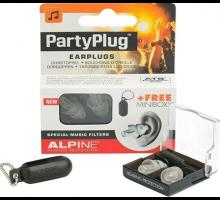 Беруши для концертов и вечеринок ALPINE PARTYPLUG