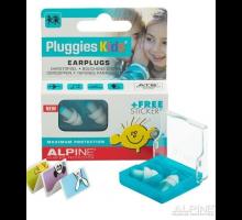 Беруши для детей Alpine PLUGGIES KIDS (универсальные)