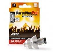 Беруши с регулятором звука для концертов и дискотек PartyPlug Pro Natural