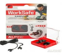 Беруши от шума ALPINE WORKSAFE