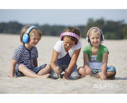 Наушники для детей ALPINE MUFFY (с 2-х лет синие)