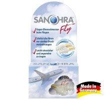 Беруши для полета Sanohra Fly для взрослых (2 шт)