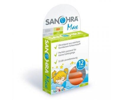 Детские полипропиленовые беруши SANOHRA max für Kinder