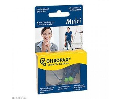 Беруши для стрельбы или от строительного шума Ohropax Multi