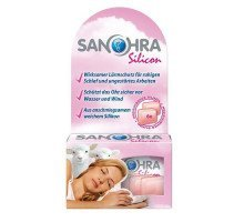 Беруши для сна SANOHRA Silicon 6 шт (3 пары)