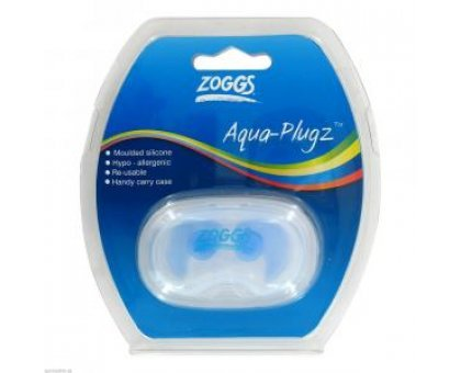 Беруши для плавания Zoggs AQUA PLUGZ Erwachsene (для взрослых)